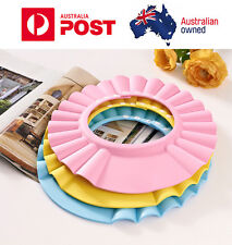 Baby Shampoo cap for kid and baby shower, block water into the eye