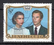 Luxembourg - 1981 Royal wedding Mi. 1036 VFU