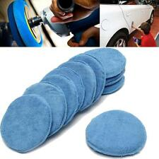 10*Car Waxing Polish Microfiber Foam Sponge Applicator Cleaning Pads NT6