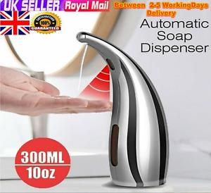 Hygienic, Automatic, Hands-Free Sanitiser / Lotion / Soap Dispenser - IR Sensor