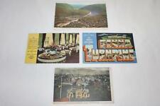 Lot of 4 Pennsylvania Postcards-Turnpike-Wilkes-Barre-Harrisburg-Del Water Gap