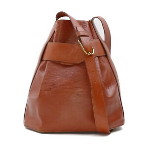 Louis Vuitton LV Shoulder Bag M80197 Sac DePaul PM Browns Epi 2201319