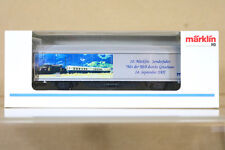 H0 1 87 Märklin 4735 SBB Vagón mercancias AC trenes escala Ho