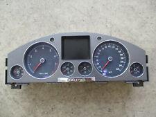 Kombiinstrument VW Phaeton 5.0 V10 TDI MFA Tacho 3D0920881 DIESEL