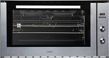 Cata ME 910 Einbau-Backofen 90 cm mit Drehspieß 8 Funktionen inkl. Heissluft
