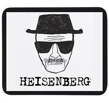 "PERSONALISED CUSTOM ""BREAKING BAD HEISENBERG"" MOUSE MAT / PAD - PC/Laptop- Gift"