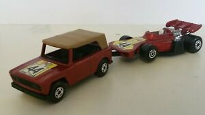 "Matchbox ""900 Series"" Field Car & Racing Car (TP-9)"
