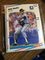 1988 Fleer Update John Smoltz Xmas sale!!!!Braves #74 LOT of 10!!!! Mint!