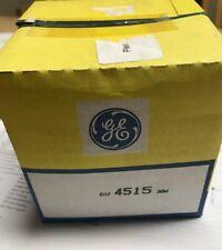 GE Sealed Beam Lamp General Electric 4515 30W 6V Glass Halogen Factory Sealed