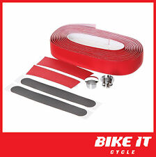 NEW KEIRIN CYCLE HANDLEBAR GRIP BAR TAPE - DRY RED - ROAD BIKE BICYCLE WRAP