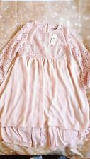 Womens Maternity Dress Size 12.bnwt. party dress on lable size 14 but small