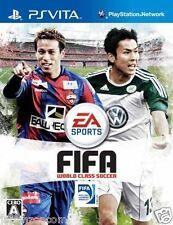 Used PS Vita FIFA Soccer  SONY PLAYSTATION JAPANESE IMPORT