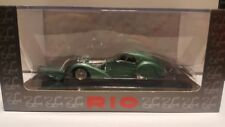 Bugatti Atlantic 57 SC 1938 Verde met. 4313  1/43 Rio Made in Italy