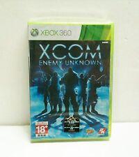 Xbox 360 XCOM Enemy Unknown Brand New Factory Sealed NTSC J Japanese Game