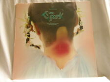 "Bjork Blissing Me Serpentwithfeet Harp Versions 45 rpm Aqua vinyl New 12"" single"