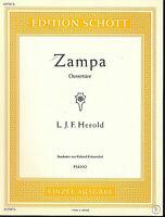 L. J. F. Herold ~ Zampa Ouvertüre
