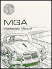 Mga Reparación Tienda Manual 1955 1956 1957 1958 1959 1960 1961 1962 : Cables MG