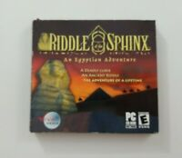 Riddle of the Sphinx An Egyptian Adventure PC Game Viva Media