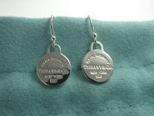 df795224daaa8 Tiffany & Co. Drop/Dangle Sterling Silver Fine Earrings for sale   eBay