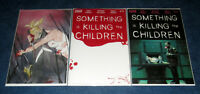 SOMETHING is KILLING the CHILDREN 12 1:25 PEACH MOMOKO variant BOOM 1st print NM
