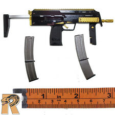 GK Spade 6 Ada - H&K MP7 Submachine Gun - 1/6 Scale - Damtoys Action Figures