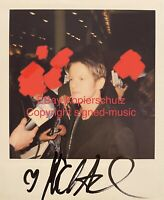 🔝MICHAEL VON DER HEIDE - Original signiertes Polaroid Foto - Unikat! - ESC