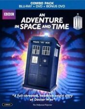Doctor Who an Adventure in Space Time Blu Ray Region 1 Shipp