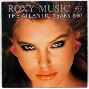 ROXY MUSIC The Atlantic Years 1973-1980 Vinyl LP EGLP 54 UK 1983 Bryan Ferry