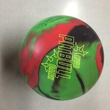 DV8 Pitbull Bark BOWLING ball 14 lb 1ST QUALITY NEW IN BOX   #023