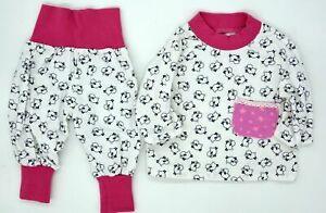 Tolles Baby Dawanda Handmade Set Hose Shirt Größe 68 74