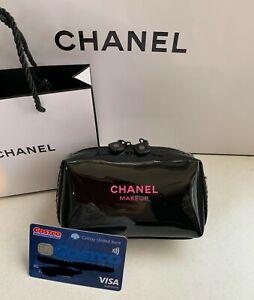 CHANEL Beauty Makeup Bag Card Holder