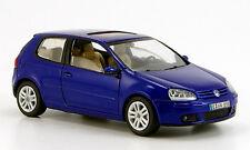 SCHUCO 1:43 VW GOLF V 5 2-TÜRIG BLAU/BLUE MET. 9,5 cm