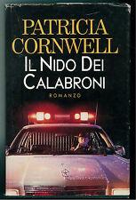 CORNWELL PATRICIA IL NIDO DEI CALABRONI CDE 1997 GIALLI THRILLER