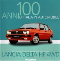 LANCIA DELTA HF rare booklet 30 PAGES