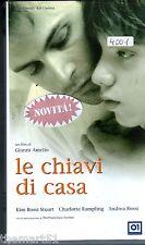 Le chiavi di casa (2004) VHS  Gianni Amelio Kim Rossi Stuart Charlotte Ramplins