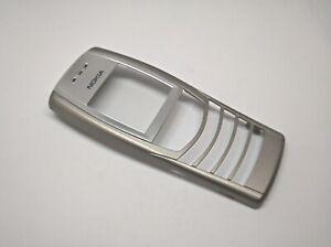 Original Nokia 6610 Front Cover Grey 9490888