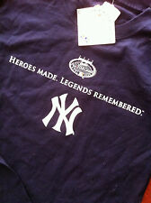NWT NYPD FDNY NEW YORK YANKEES ALL STAR GAME HEROES LEGENDS MADE T SHIRT MENS 5X