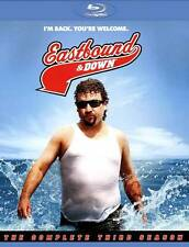 Eastbound  Down: The Complete Third Season Blu-ray BRAND NEW!! w/ SLIP COVER!!