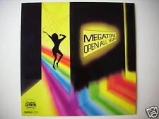 """MEGATONE - APERTO TUTTI I ORE 12"""" LP (L1504)"""