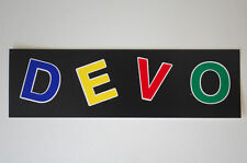 Devo Sticker Decal (S286)