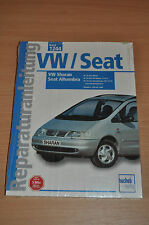 SEAT Alhambra VW Sharan 1,8l 1,9l 2,8l 1998 - 2000 Reparaturanleitung B1244 OVP