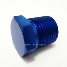 3/8 NPT Hex Head SOCKET BLANKING PLUG BUNG BLOCKER Male Fuel Oil Adapter