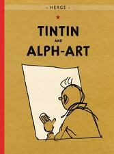 Tintin and Alph-Art: By Herg?