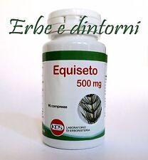 EQUISETO 90 compresse 500 mg. - Osteoporosi, artrosi, capelli, remineralizzante