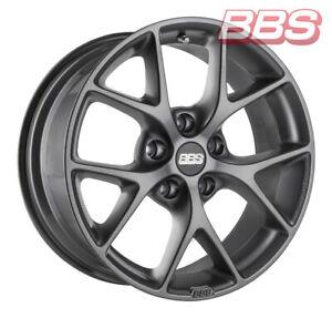 BBS Wheels SR 7x16 ET48 5x112 GREYM for Ford Galaxy