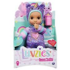 Luvabella Luvzies Purple Doll Brand new in box K1/123