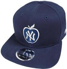 NEW Era New York Yankees Navy Apple MLB Snapback Cap 9 FIFTY Limited Edition