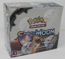 Burning Shadows Pokemon Sun & Moon Factory Sealed Booster Box