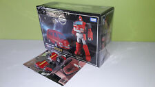 TRANSFORMERS MASTERPIECE MP27 IRONHIDE WITH SHADOW FISHER UPGRADE MISB TAKARA