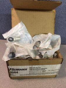 LOT of 40 Schrader 20004 TPMS Sensor Service Pack Kit